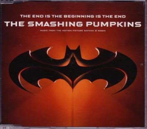 Smashing Pumpkins Sue Records by Smashing Pumpkins The End Is The Beginning Is The End