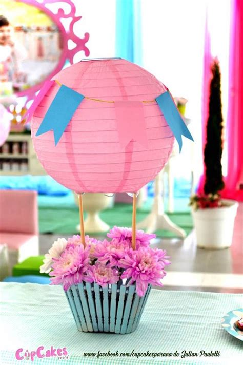 air balloon centerpiece diy air balloon centerpiece diy diy do it your self