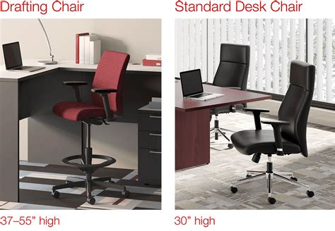 drafting height desk chair what is a drafting chair staples canada chair buying guide