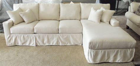 Slipcovers For Sectional With Chaise by Slipcovers For Sectionals With Chaise Home Furniture Design