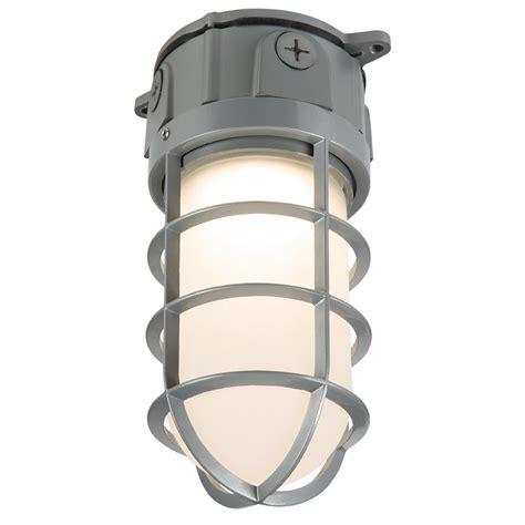 vapor tight led light halo gray outdoor integrated led vapor tight wall and