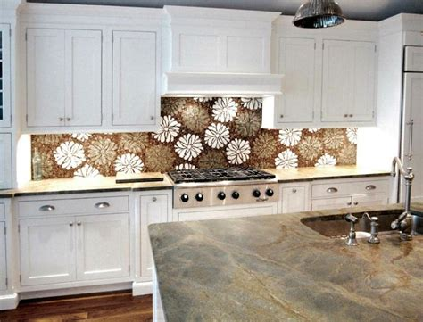 Backsplash In Kitchen Mosaic Kitchen Backsplash Eclectic Kitchen Artsaics Tiles