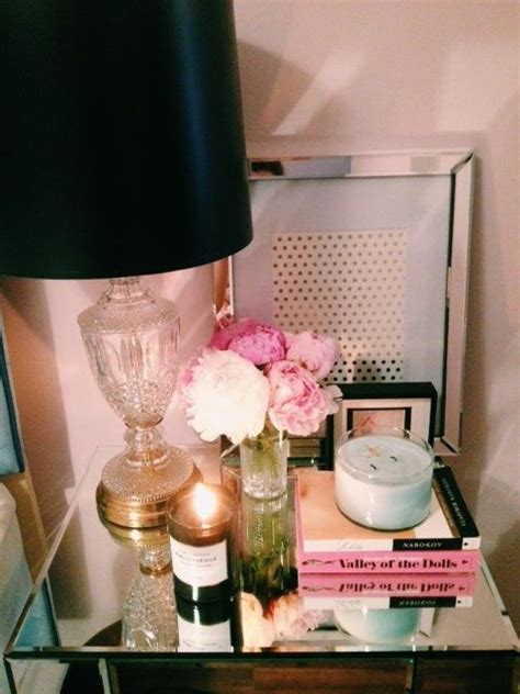 Nightstand Decor Ideas by Nightstand Decor House Ideas