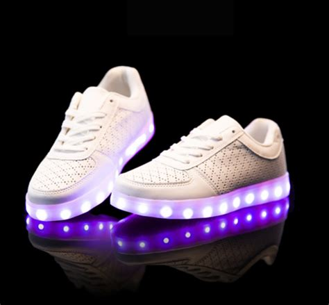 S Breathable Led Light Up Shoes For Adults Brand Essence