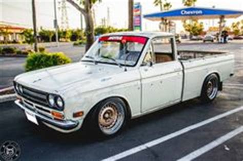Suspension Design 521 by Player S 1966 Datsun 520 On Air Lift Performance Air