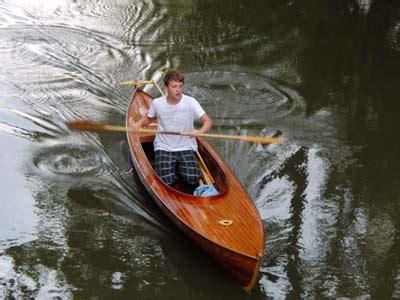 roeiboot eenpersoons boten van macboat