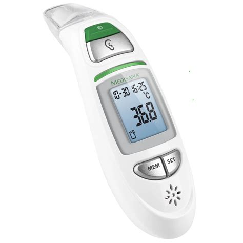 Termometer Infrared medisana multifunctional infrared thermometer tm 750 www