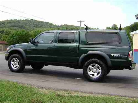 2001 Toyota Tacoma V6 Sell Used 2001 Toyota Tacoma Cab 4x4 Sr5 V6 In
