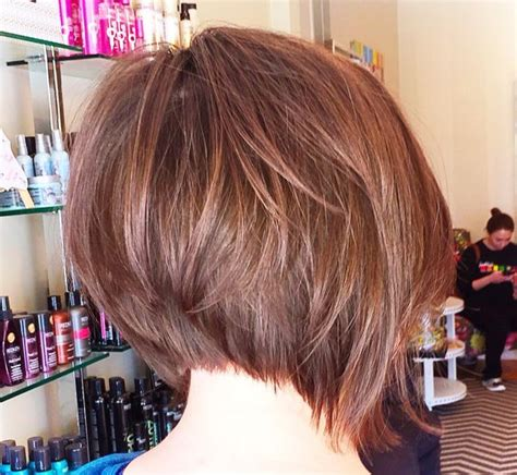Short A Line Bob Brunette Lots Of Volume Gypsy | virginia short a and a line on pinterest