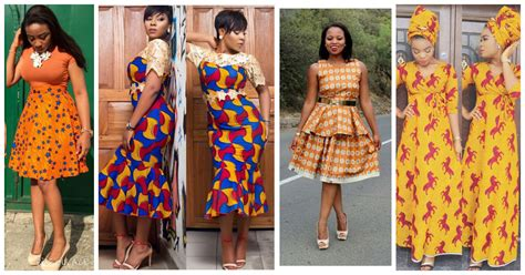 Different Ankara Styles | ankara collections rocking ankara in different styles