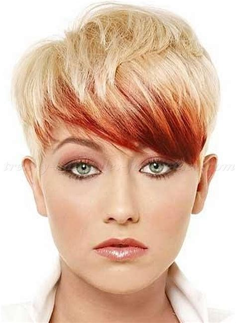blonde foils pixe cut short pixie hairstyles 2015 short blonde pixie haircut