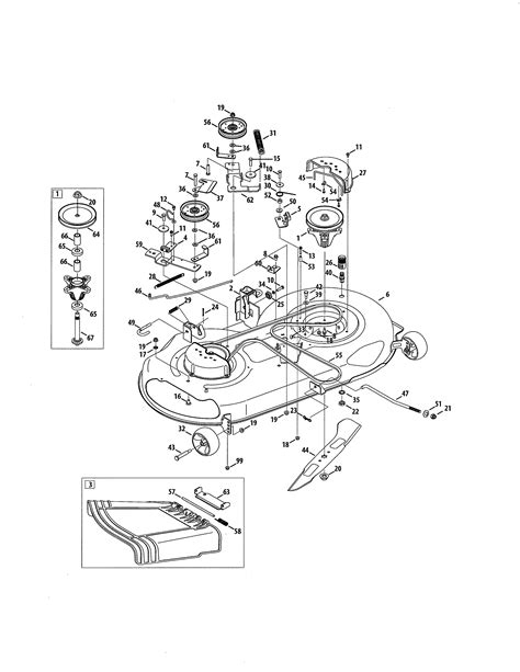 parts diagram for craftsman lt 2000 parts free image