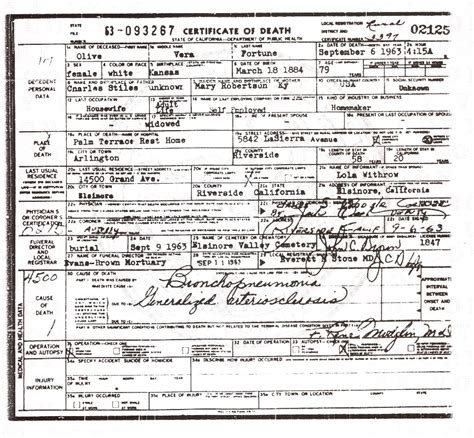 lincoln county wa divorce records fortune family documents