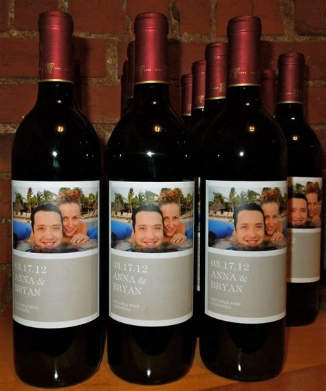 Best 25 Personalized Wine Labels Ideas On Pinterest Personalized Gifts For Teachers Wine Custom Wine Bottle Label Template