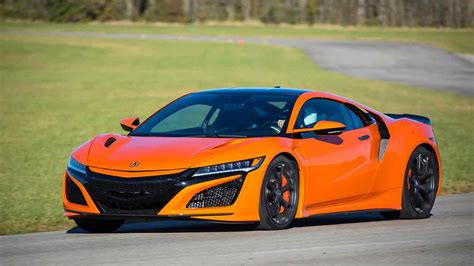 2019 acura nsx 2019 acura nsx drive one foot out of the shadows