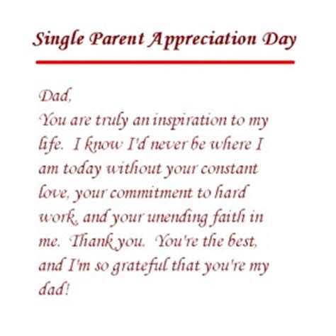appreciation letter to foster parents appreciation quotes for quotesgram