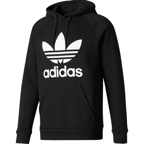 Jaket Sweater 3 Colour Adidas Black adidas trefoil pullover hoodie s backcountry