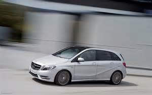 Small Mercedes Cars Mercedes Compact Sports Tourer The New B Class 2012
