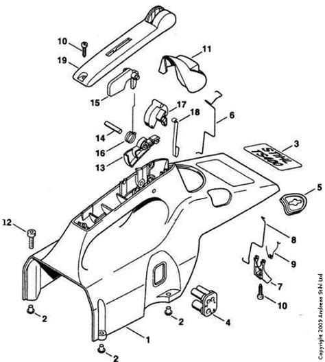 stihl ts400 parts diagram stihl 028 av chainsaw parts diagram stihl free engine