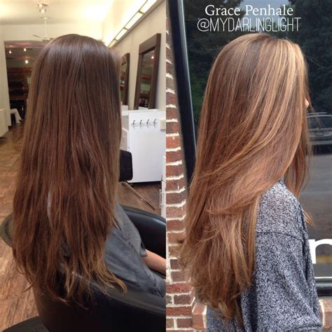 natural hair salon denver co before and after beautiful balayage highlights perfect