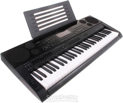 Keyboard Yamaha Dan Casio Casio Ctk 7000 And Wk 7500 Sweetwater Namm 2011 Insync