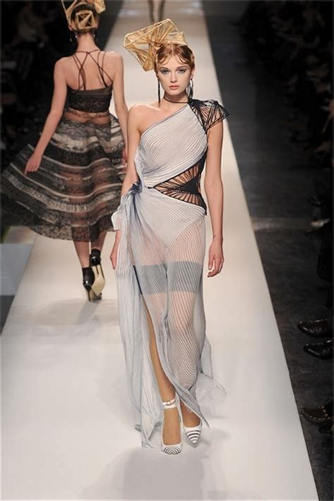 paul sheath jean paul gaultier haute couture and sheath dresses on