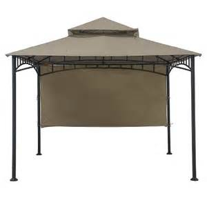 9x9 Screened Gazebo Threshold Madaga Gazebo Sunshade Olive Target