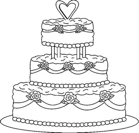 layer cake coloring pages раскраска торт детские раскраски распечатать скачать