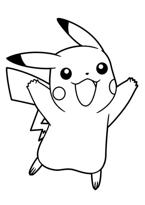pikachu face coloring pages pikachu coloring pages happy face coloringstar