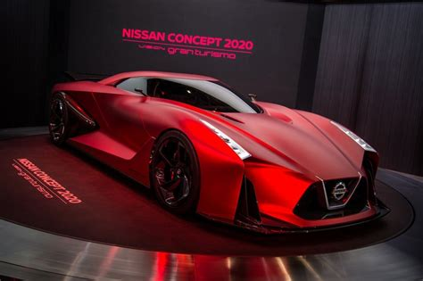 Nissan 2020 Vision Gt by Nissan Vision Gt Concept 2020 Namasce