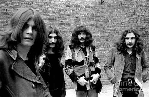 Black Sabbath 5 black sabbath 1970 5 photograph by chris walter