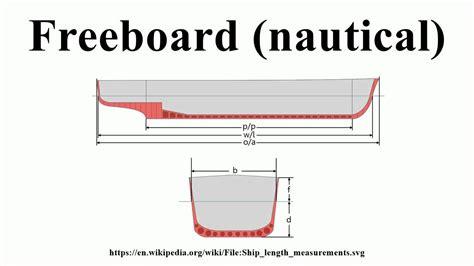 freeboard boat ship freeboard diagram satu stanito