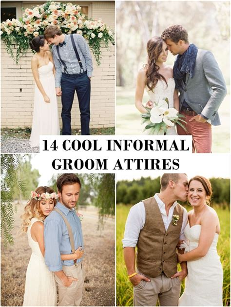Wedding Attire Groom Philippines by 14 Cool Informal Groom Attires Wedding Philippines