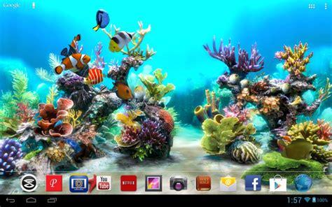 aquarium 3d live wallpaper youtube live aquarium wallpaper vidur net