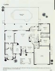 florida style floor plans house plans home designs