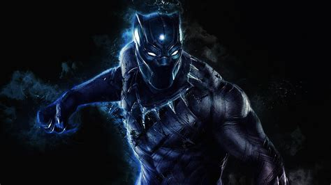 black panther chromebook wallpaper ready