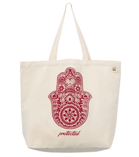 Lelyas Retro Funk Tote by Funky Protect Tote At Yogaoutlet