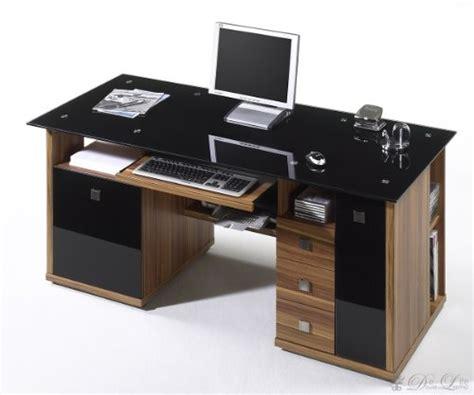 computertisch nussbaum schwarz bestseller shop f 252 r m 246 bel