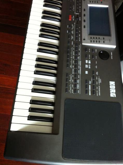 Keyboard Korg Pa Series korg pa60 image 418334 audiofanzine