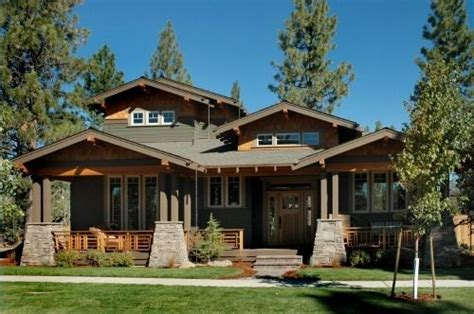New Craftsman House Plans by Craftsman Style Homes