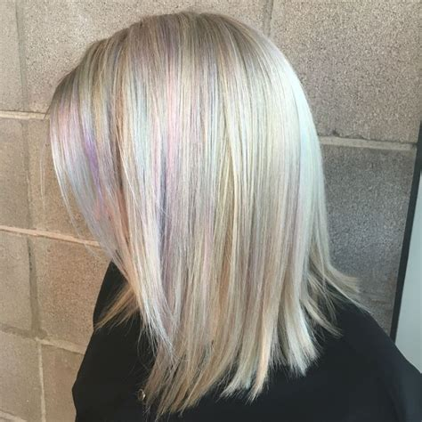 17 best ideas about opal hair on colour
