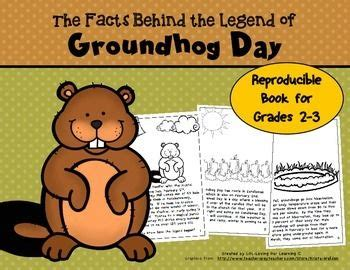 groundhog day legend 1 50 for higher level 1st grade students this eight