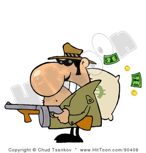Can You Go Into The With A Criminal Record Organized Crime Clipart