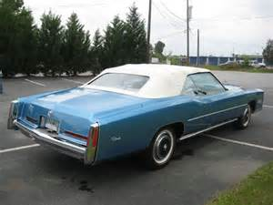 1976 Cadillac Eldorado Convertible For Sale 1976 Cadillac Eldorado Convertible For Sale Classic Cars
