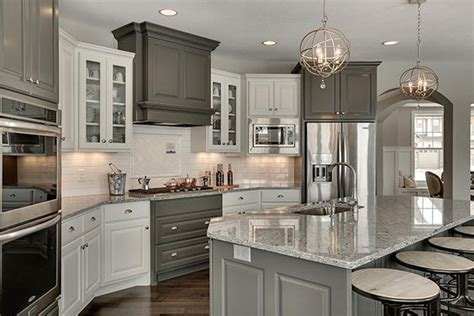 white cabinets with gray granite top 25 best white granite colors for kitchen countertops