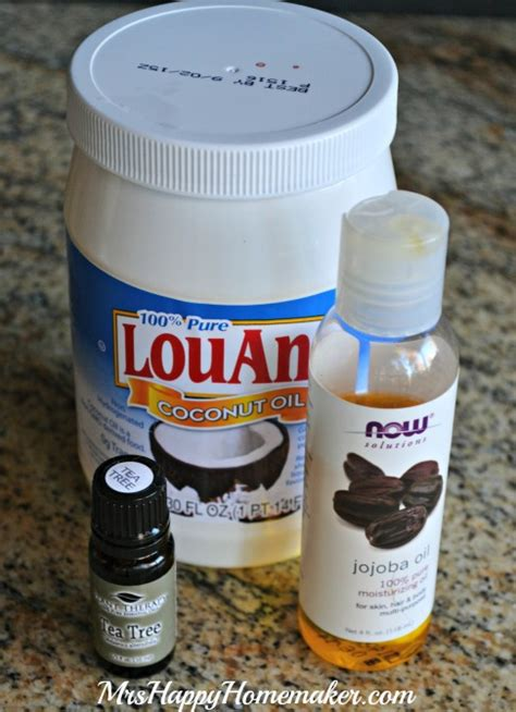 Easy Diy Moisturizing Hair Mask The Happier Homemaker Conditioner Treatment For Hair