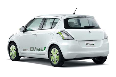 Electric Car In India 2012 New Suzuki Ev Hybrid An Electric Car To Be Launched