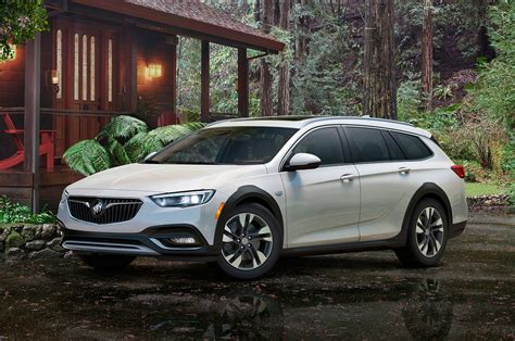 regal x buick unveils 2018 regal and there s no sedan to be seen