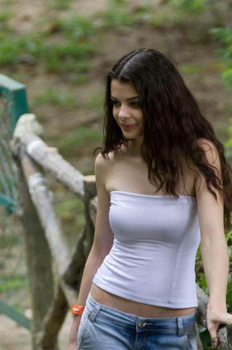 best underground teen models file woman visitor at kuala lumpur bird park malaysia