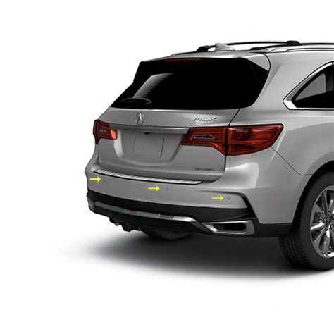 2014 Acura Mdx Backup Sensors by 2014 2018 Acura Mdx Electrical Accessories Bernardi Parts